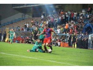 TFF 2. Lig: Kardemir Karabükspor: 0 - Etimesgut Belediyespor: 1