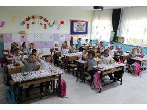 Edirne'de ilk ders zili çaldı, 55 bin 251 öğrenci ders başı yaptı