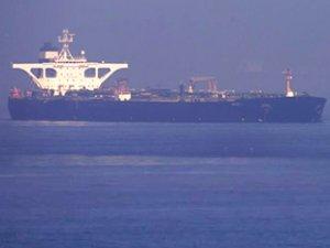 'Adrian Darya 1' isimli İran petrol tankeri hedefine ulaştı