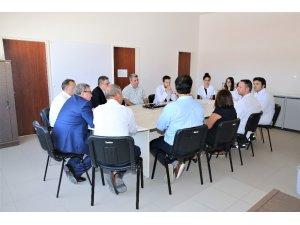 Trakya Üniversitesi Teknoloji Araştırma Geliştirme Uygulama ve Araştırma Merkezi'nde görev değişimi