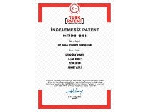 Trakya Üniversitesi Uluslararası İşitme Çalışmaları Uygulama ve Araştırma Merkezi'nden patent başarısı