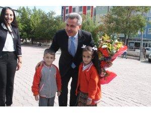 Ağrı'da 2019-2020 eğitim-öğretim yılının ilk günü