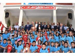 Muğla'da 152 bin öğrenci ders başı yaptı