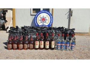 Şanlıurfa'da kaçakçılık operasyonu: 1 tutuklama