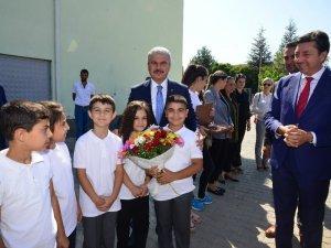 Yeni Eğitim - Öğretim yılı Kırşehir'de başladı