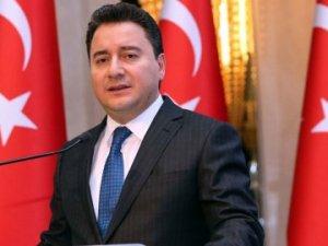 Ali Babacan beklenen tarihi açıkladı: Yeni parti, 2020'den önce kurululacak