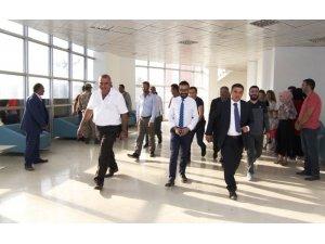 Erciş'te sağlık yatırımları