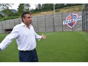 """Celil Hekimoğlu: """"Oyuncu yetiştirme odaklı bir kulübüz"""""""