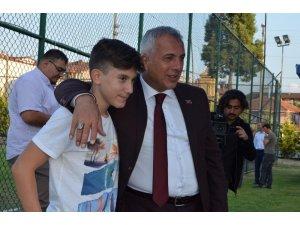 Hendek Kaymakamlığı futbol turnuvası başladı