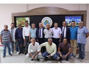 Kaman Belediyesinden, Yeşil Kamanspor'a destek