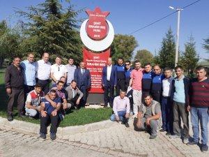 Şuhut Belediyesi Zabıta Amirliğinin kahvaltı programı