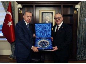 Başkan Ergün, Cumhurbaşkanı Erdoğan'ın toplantısına katılacak