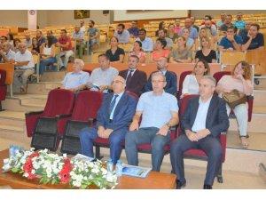 Ziraat Fakültesi Akademik Kurulu toplandı