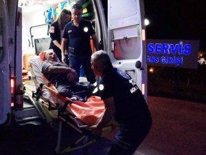 Yürüme engelli adam darp edilmiş halde bulundu