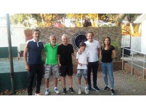 Zonguldak Tenis Deniz Spor Kulübü 10 Yaş Masters Turnuvasında temsil edilecek