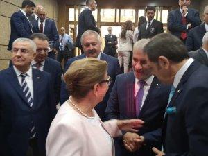 Kayseri OSB, Türkiye-ABD İş Çalışma Yemeğine Katıldı