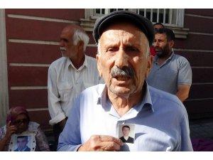 HDP önünde eylem yapan ailelerin sayısı 9'uncu günde 23'e yükseldi