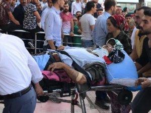 Bitlis'te katliam gibi kaza:10 ölü, 7 yaralı