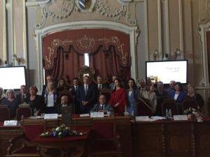 Ankara Büyükşehir Belediyesine uluslararası görev