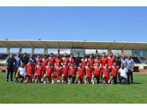 Ziraat Türkiye Kupası'nda Erzincanspor, Muş Menderesspor'u ağırlayacak