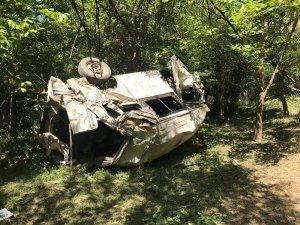 Bitlis'te trafik kazasında ölü sayısı 10'a yükseldi