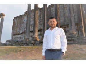 TÜRSAB'tan 'Kütahya seni bekliyor' projesine destek