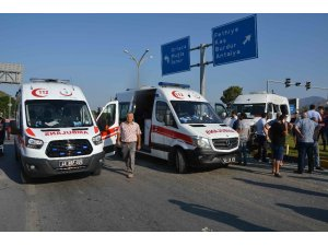 Dalaman'daki kazada yaralanan 1 öğrenci hayatını kaybetti