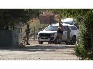 Türk ve ABD'li komutanlar Suriye sınırında