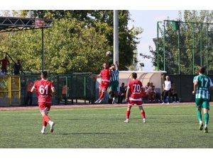 Yeşilyurt Belediyespor kupada 2. turda veda etti