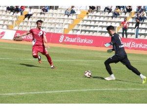 Ziraat Türkiye Kupası: Tokatspor: 0 - Erbaaspor: 2