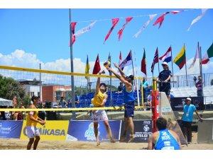 Manavgat'ta plaj şampiyonası heyecanı başlıyor