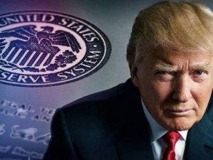 Trump'tan Fed'e faiz çağrısı!