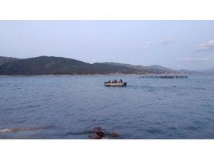 Gölde kaybolan balıkçıyı balık adamlar arayacak