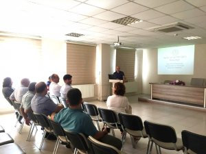 Burhaniye'de destekleme ve yetiştirme kursları toplantısı