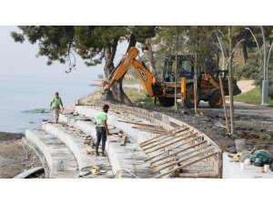 İki sahili birleştiren park kentin cazibe merkezi olacak