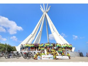 3.Kapıdağ Yarımadası Bisiklet Festivali Tamamlandı