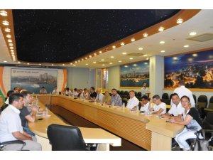 Mersin Cumhuriyet Başsavcılığı Koruma Kurulu Başkanlığı toplantısı gerçekleştirildi