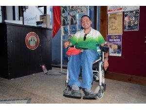 Menteşe'de engelli araçlarının şarjı bitmeyecek