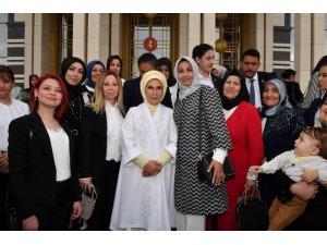 Meral Ahlatcı, Emine Erdoğan'ı Çorum davet etti