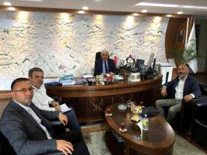 MESKİ yetkilileri, Ankara'da Stratejik Planı anlattı