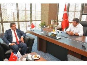 """ISUBÜ Rektörü Diler: """"Batı Antalya'yı tarımın Silikon Vadisi yapalım"""""""