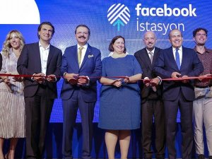 Facebook İstasyon Merkezi İstanbul'da açıldı!