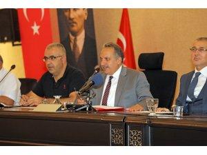 Talas'ta hizmetlere 1 milyonluk yeni kaynak