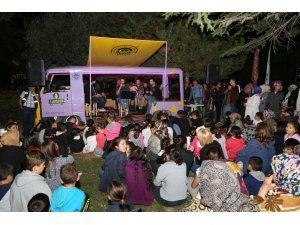 Odunpazarı'ndan Gündoğdu Mahallesi'nde muhteşem konser