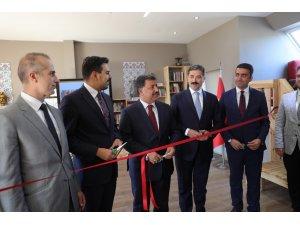 """YTB Başkanı Eren: """"Gençlerimiz Türkçeyi unutmamalı"""""""
