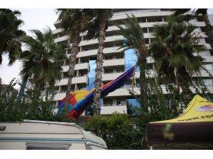 Antalya'daki paraşüt kazasında acı haber