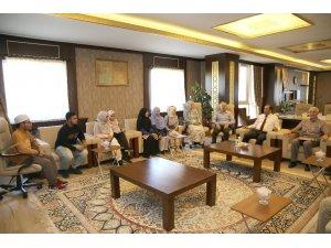 Bingöl Üniversitesi'ni 28 yabancı öğrenci tercih etti