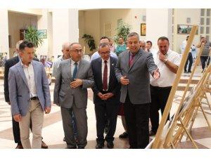 Uşak'ta '100 Usta 100 Zanaat' sergisi açıldı