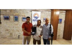Kuşadası'nda 'Benim Gözümden Samos' fotoğraf sergisi açıldı
