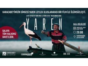 Adem Amca ve Yaren Leylek'in filmine 22 Eylül'de köy galası